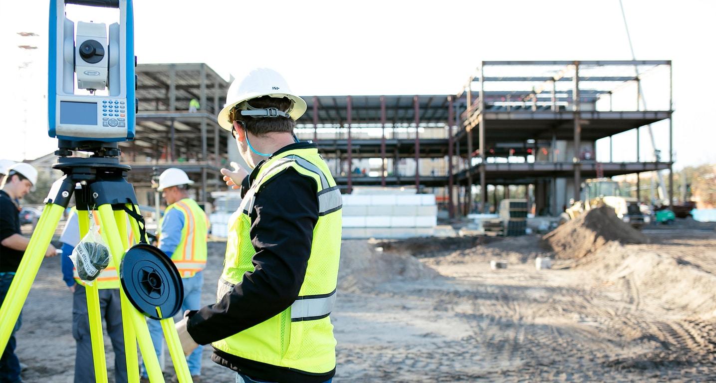 Construction Site Surveying