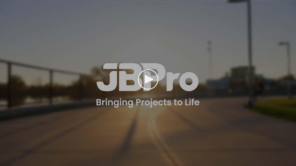 Brand Anchor video for JBPro